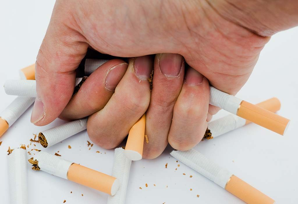 Healthy Substitutes for Smoking