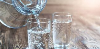 water therapy to lose fat