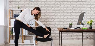 30 Office Exercises - Easy Desk-Friendly Ways to Keep You Fit