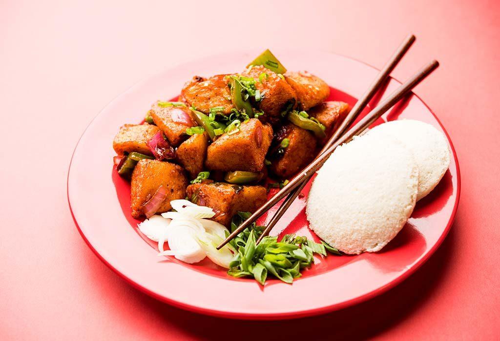 Chinese Idli