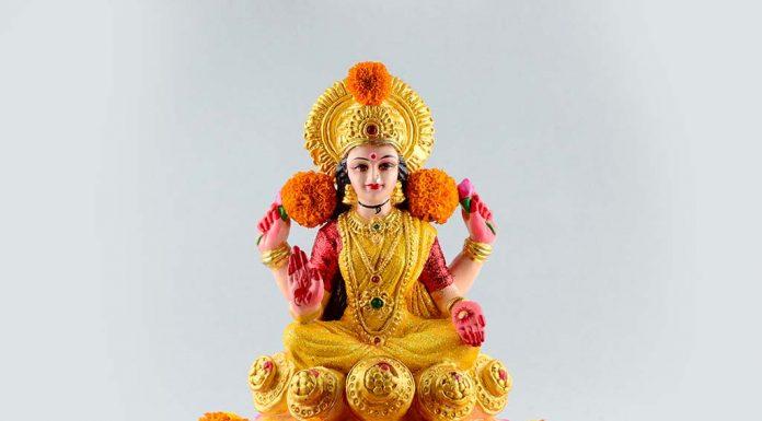 50 Hindu Goddess Lakshmi Names for Baby Girl