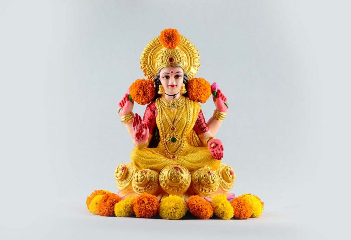 50 Hindu Goddess Lakshmi Names for Baby Girl