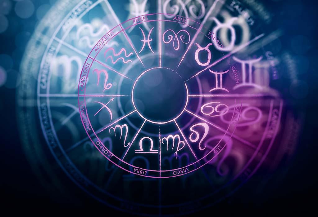 Zodiac Signs with Characteristics - Positive & Negative Traits
