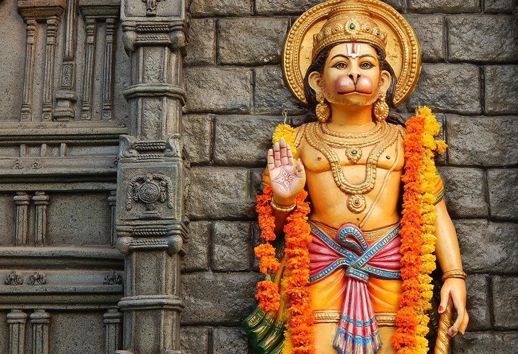 Top 60 Lord Hanuman Names for Baby Boy