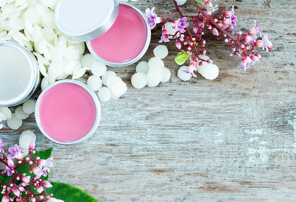DIY Homemade Recipes for Lip Balm