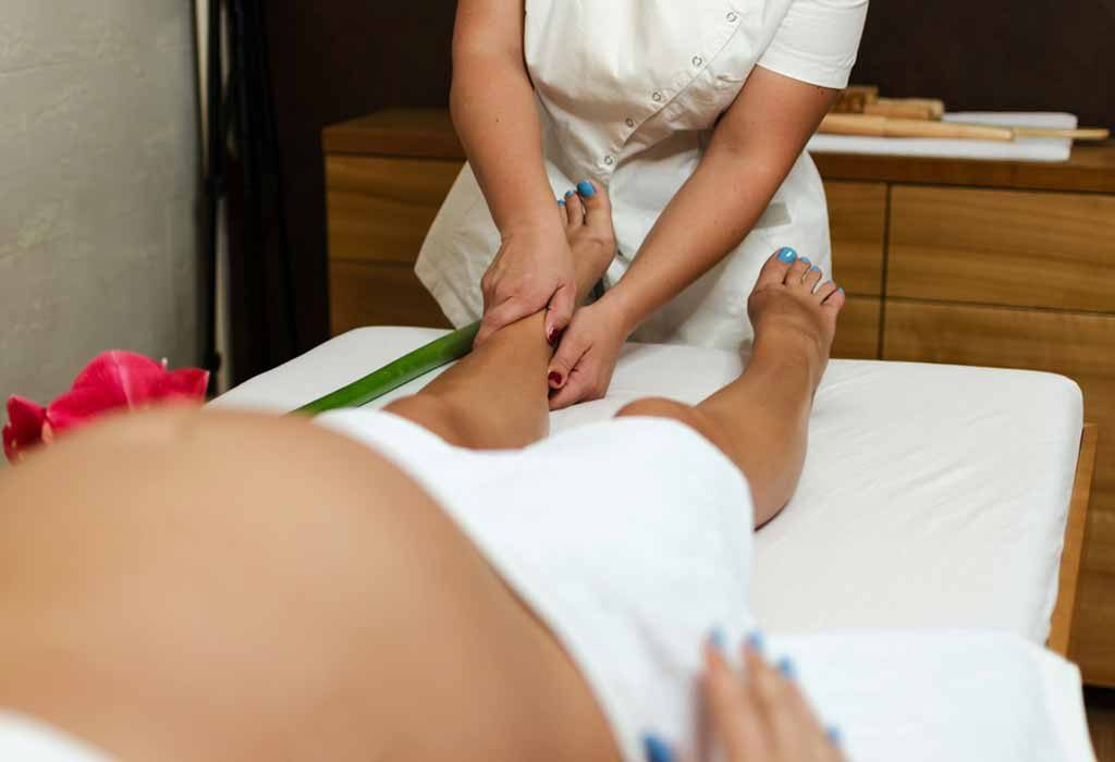 How Does Reflexology Help Induce Labour?