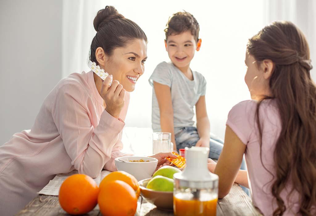 पालकांनी मुलांना शिकवल्या पाहिजेत अशा ३६ चांगल्या सवयी