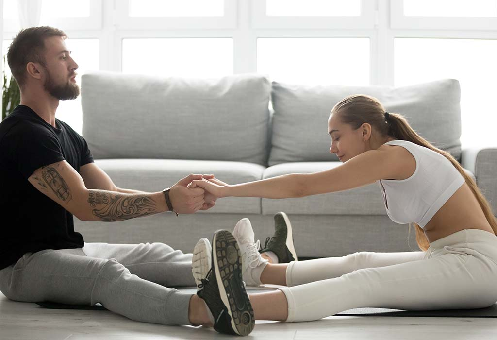 Yoga for Two People: The Best Partner Poses