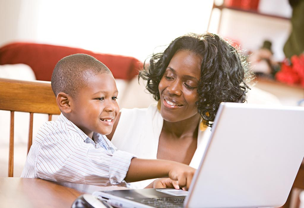 get to know what your kid does online so you are aware of his activities and likes