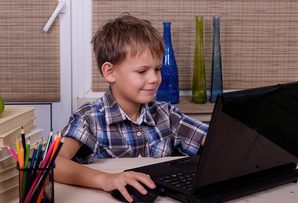 encourage your child to use technology for productive things