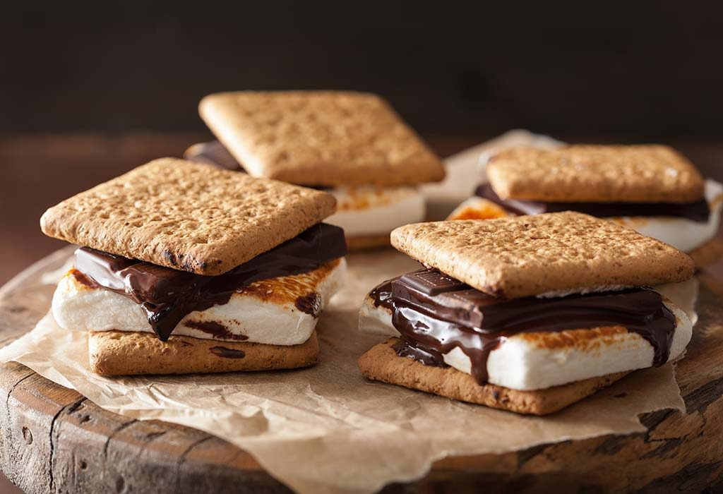 The Ultimate S'Mores