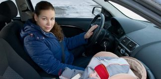 When Can You Resume Driving after Giving Birth