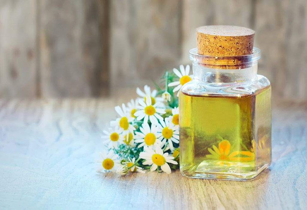 Essential Oils for a Teething Baby