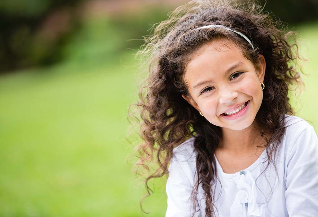 How To Take Care Of Your Child S Curly Hair 7 Tips That Help