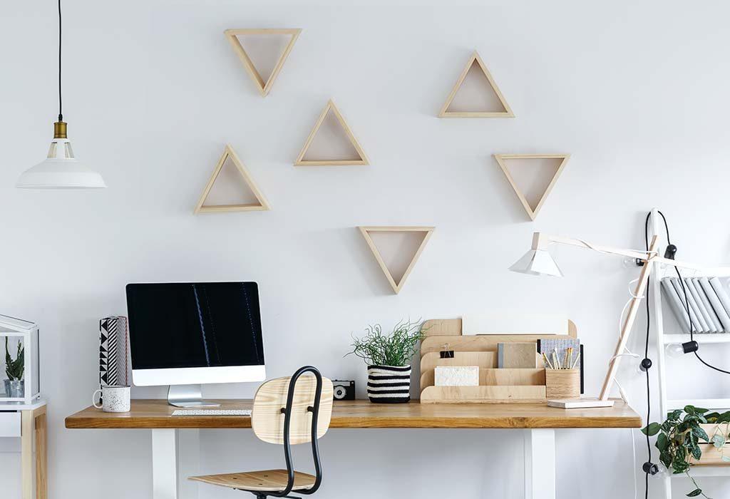 Geometrical Shelving