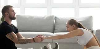 Couple Yoga Posses to Strengthen Your Relationship