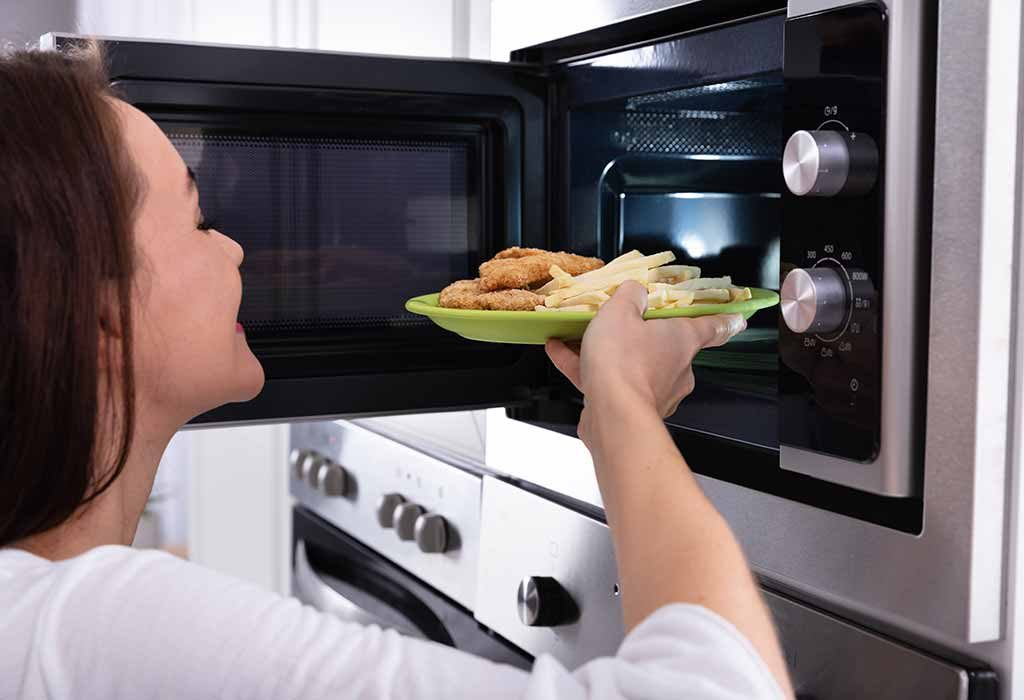 Is Cooking in a Microwave Safe