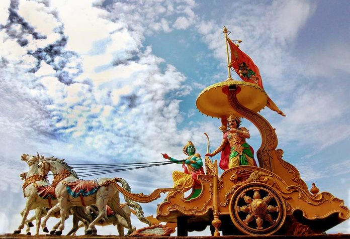 Mahabharata for Kids - the Story and the Lessons to Learn