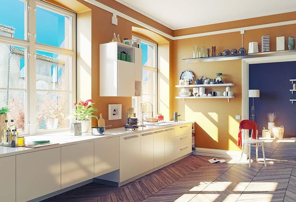 20 Important Vastu Tips For Kitchen
