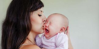Here Are 5 Ways to Deal With a Crying Baby