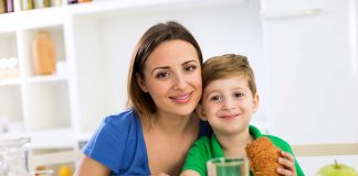 giving your child proper nutrition requires planning