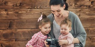 20 Fun Family Photoshoot Ideas