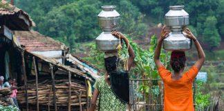 सभी महिलाओं के आपसी सहयोग एवं अथक परिश्रम से गांव की बदली तस्वीर