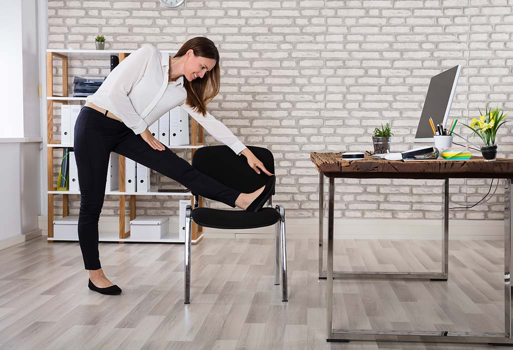 30 Exercises To Do at Office to Keep You Stay Fit