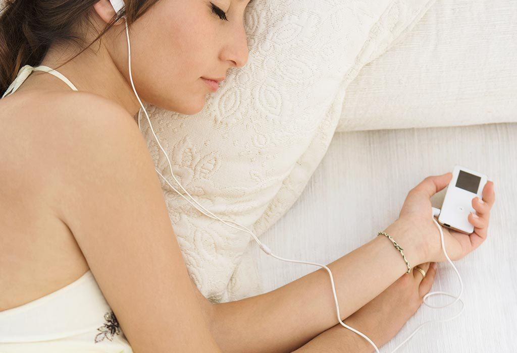 Dangerous Effects of Sleeping with Earphones