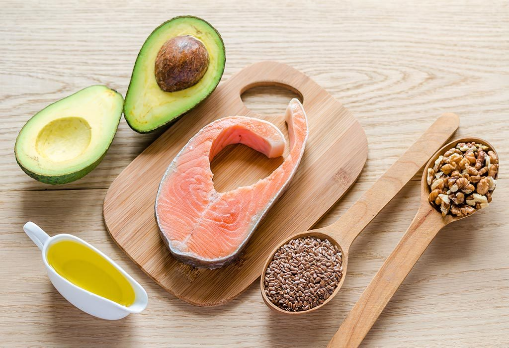 Foods rich in monounsaturated fats