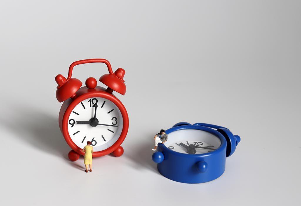 Set Two Alarms