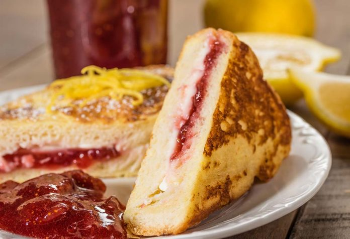 peanut butter and jam french toast recipe