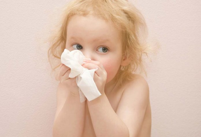 'Ghar Ke Nuske' for Dealing With Cough and Cold Among Kids