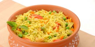 semiyaan vermicelli with veggies recipe