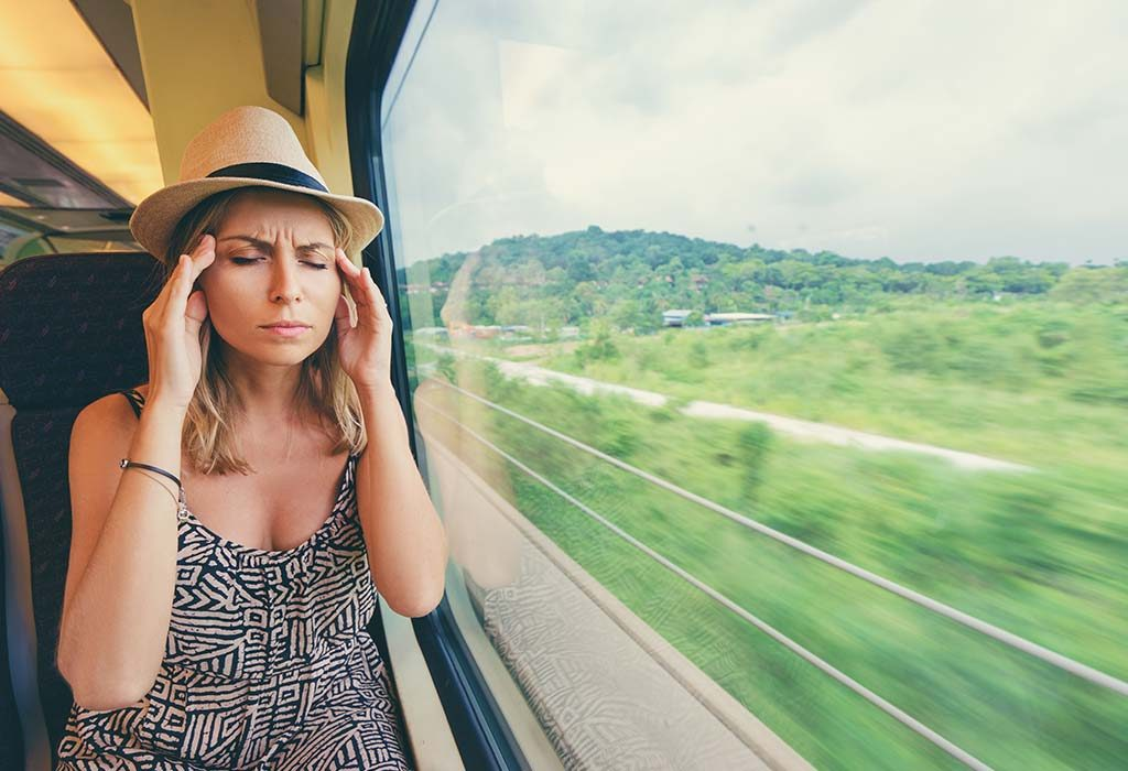 Tips for Motion Sickness