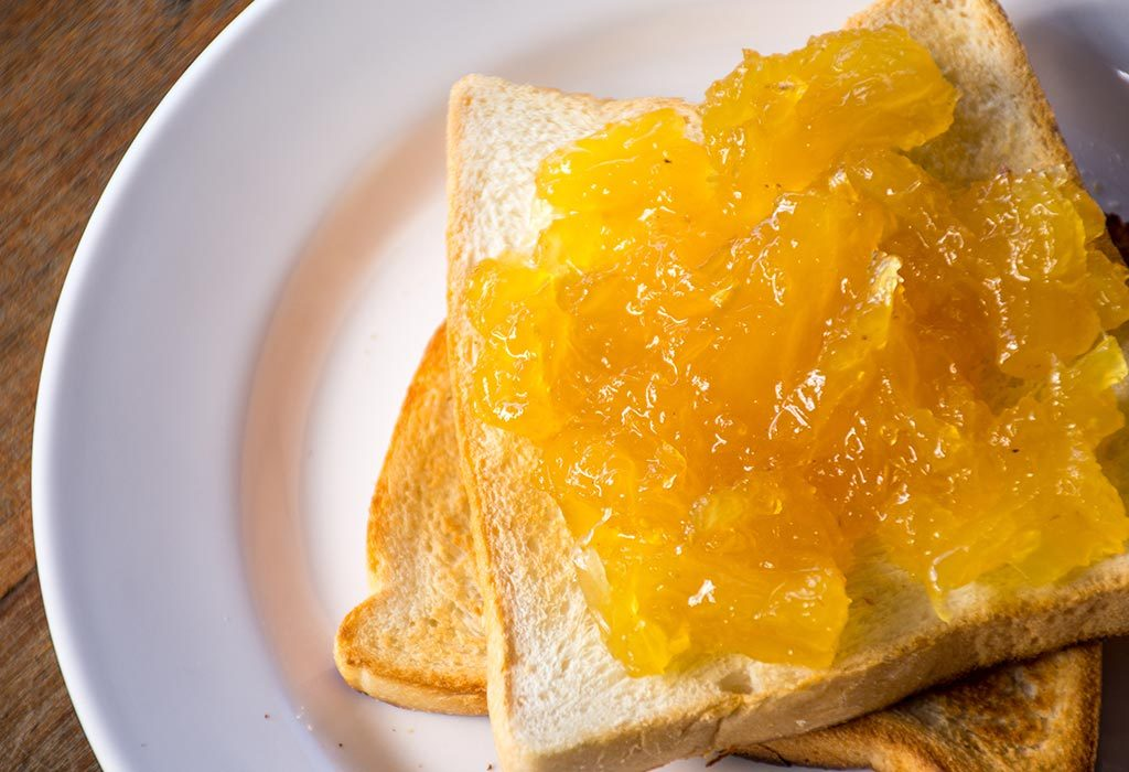 Pineapple and Apricot Jam