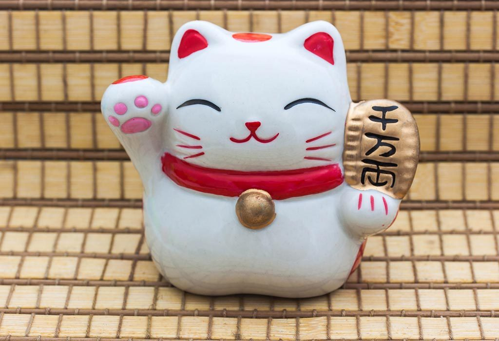 Maneki Neko - Lucky Cat