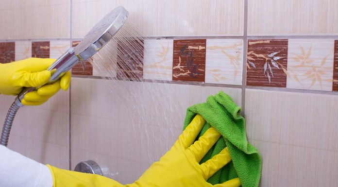7 Tricks To Clean Your Bathroom Tiles with Natural Ingredients