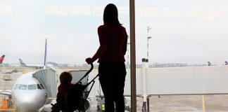 Flying with Your Little One - What to Do and Remember