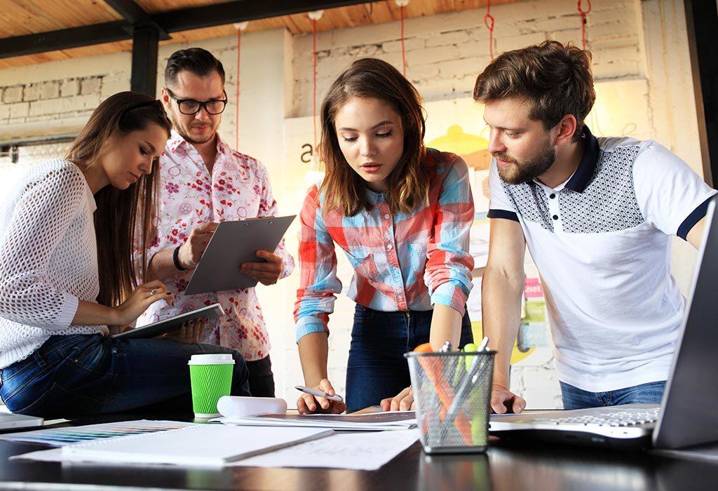 Good leaders believe in team work