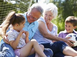 The Bond between My Kids and Their Grandparents which Could Never be Made!