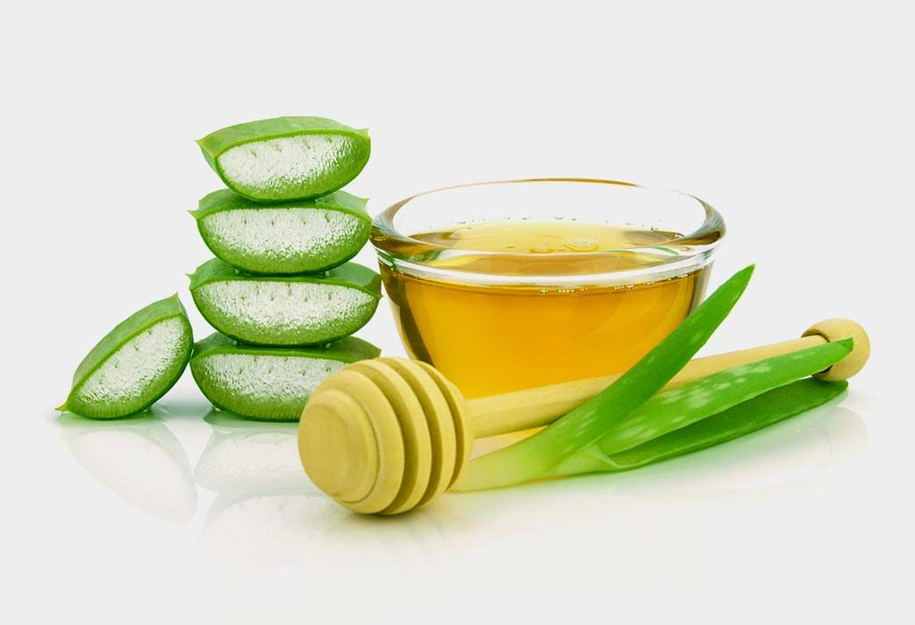 Aloe Vera and Honey