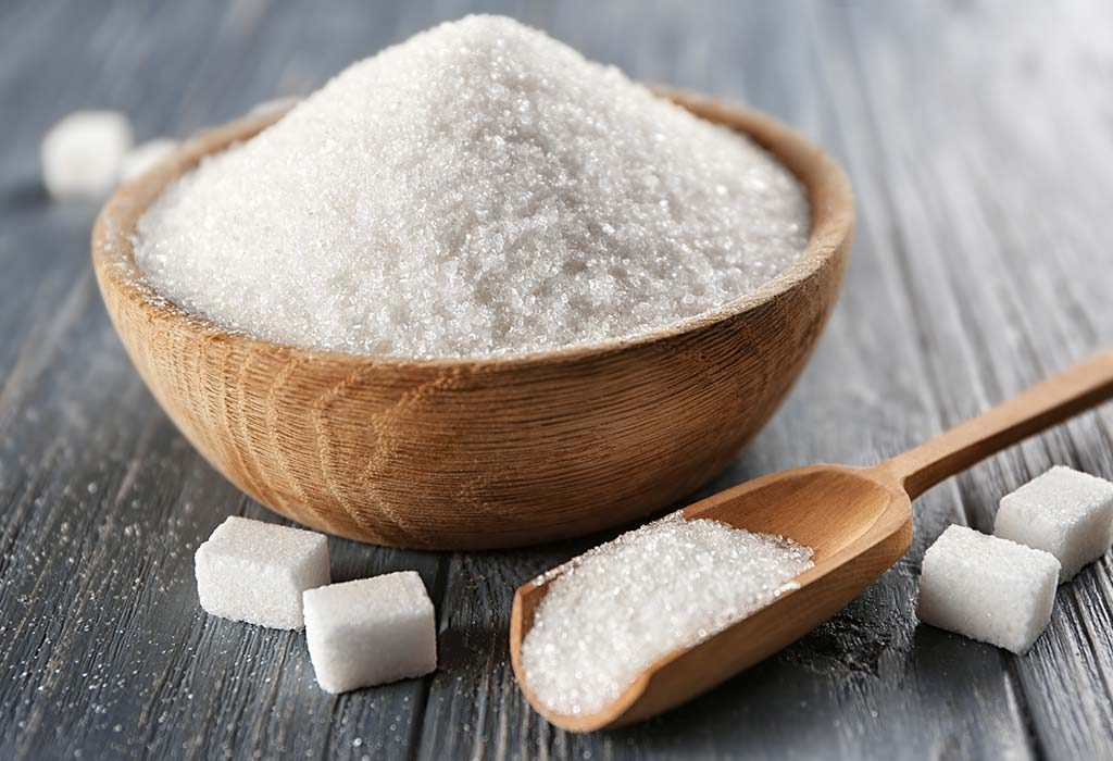 Sugar - Symbolises Bliss and Happiness