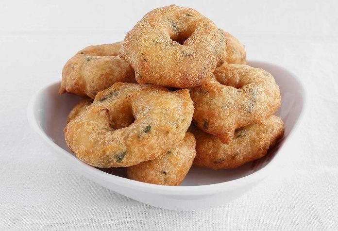 medu/medhu vada recipe