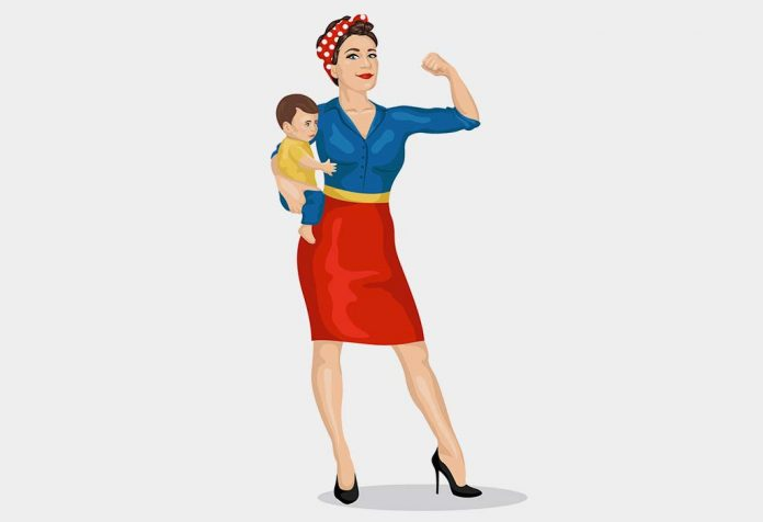 When a Working Professional Becomes a Full-time Housewife for Her Baby!