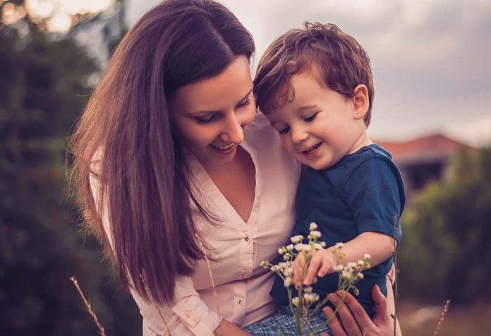 Being a Mother - The Feelings of a Mother for Her First Child