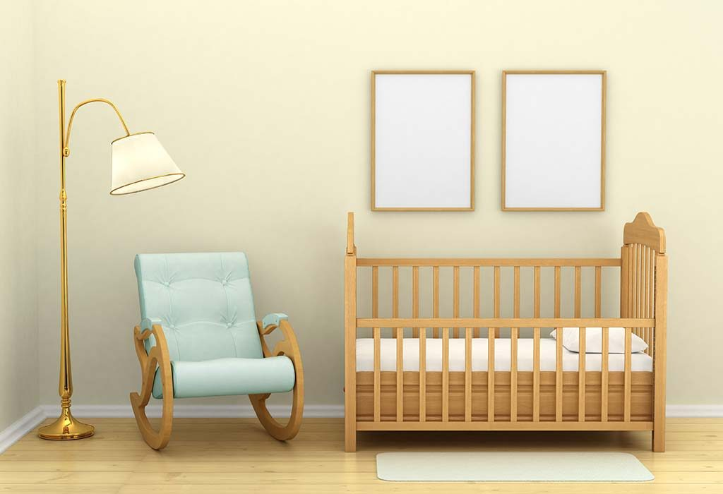 re-purpose your kid's old crib