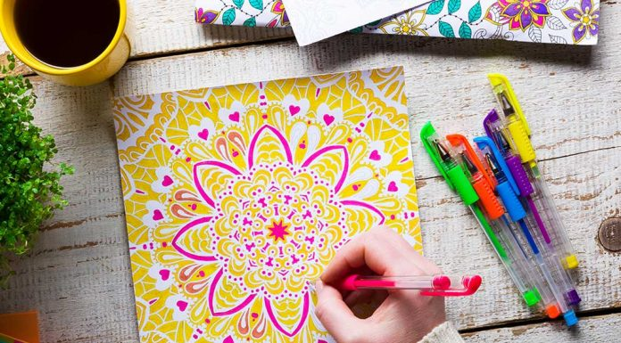 7 Benefits of Colouring for Adults and Why You Should Start Doing It!