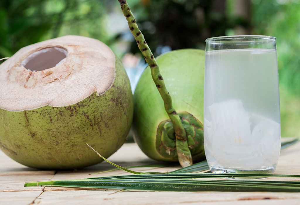 coconut water for immunity