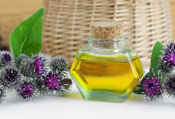 homemade hair oils